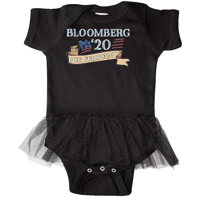 inktastic Bloomberg 20 for President Baby T-Shirt