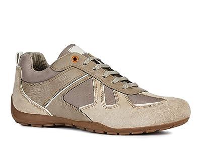 Geox Men's Uomo Snake C Low Top Sneakers: Amazon.co.uk