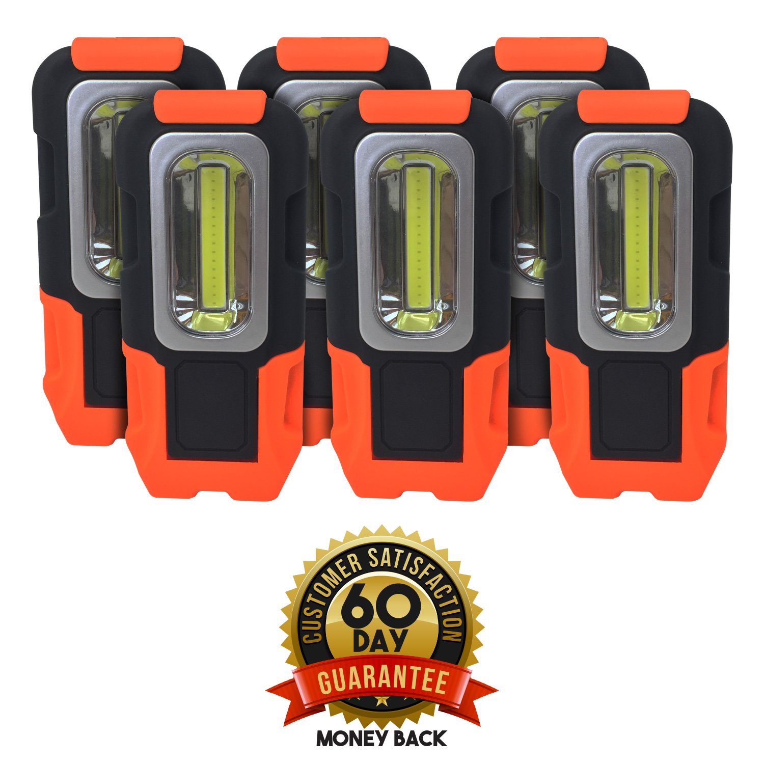 HAYLO Stubby Mini Floodlight (6 Pack) by HAYLO