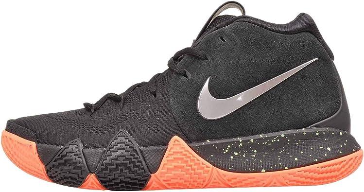 Amazon.com   Nike Mens Kyrie 4 Basketball Shoe Black ...