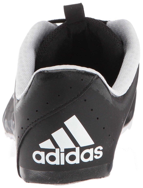 adidas Women's Sprintstar w, core Black/Orange/White, 12 M US by adidas (Image #3)