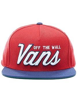 Vans Hayden Snapback -Spring 2018-(VA36P9O6B) - Chili Pepper - One Size