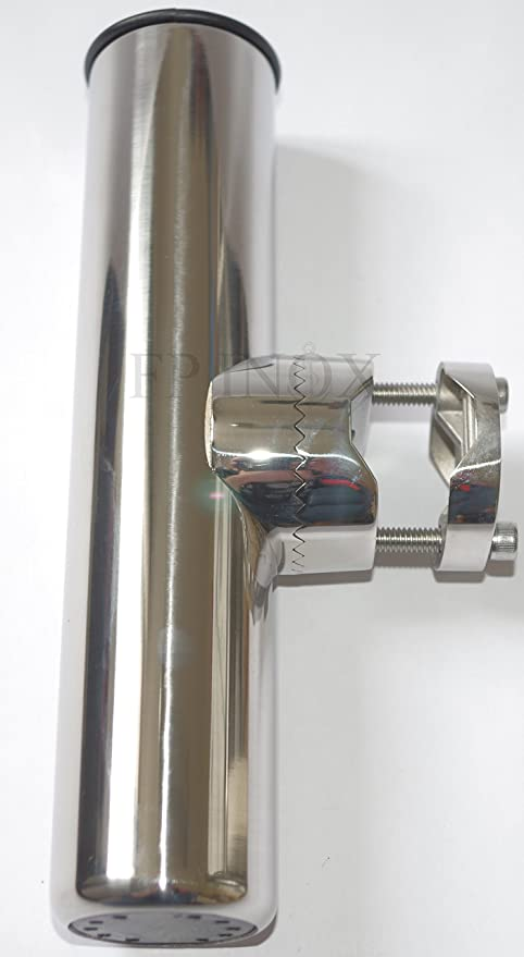 Puerta bastón montaje tubo acero inoxidable 316: Amazon.es ...