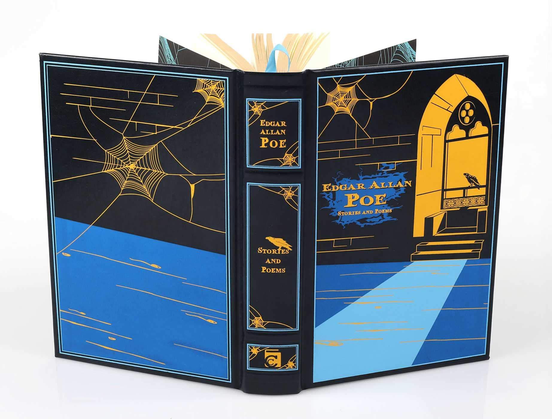 Edgar Allan Poe: Collected Works (Leather-bound Classics): Amazon.co.uk: Poe,  Edgar Allan, Odasso, Adrienne J.: 9781607103141: Books