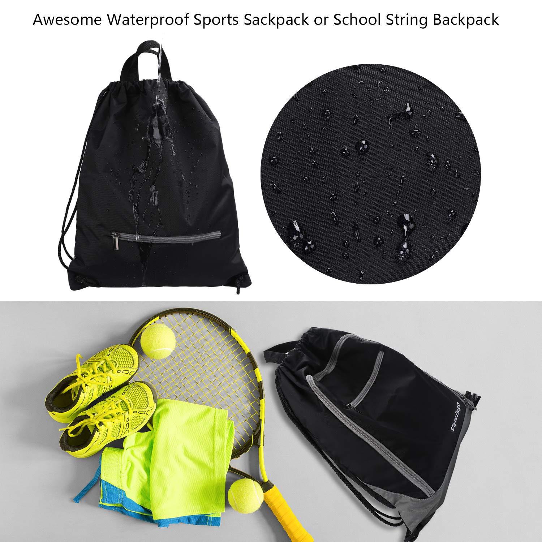 3fbf01de3b4f 35% discount on Vemingo Drawstring Bag Backpack with Shoe ...