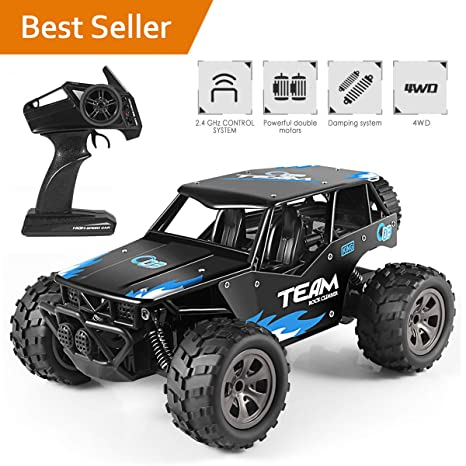 Amazon Com Boys Toys Rc Cars 1 20 Scale 2 4 Ghz 4wd Remote Control