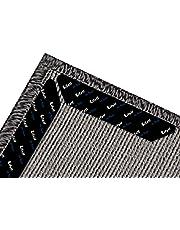 Lifelf Teppich Anti Rutsch Unterlage, 12 Stück Anti Rutsch Teppichunterlage aus 3M Antirutschmatte für Teppich