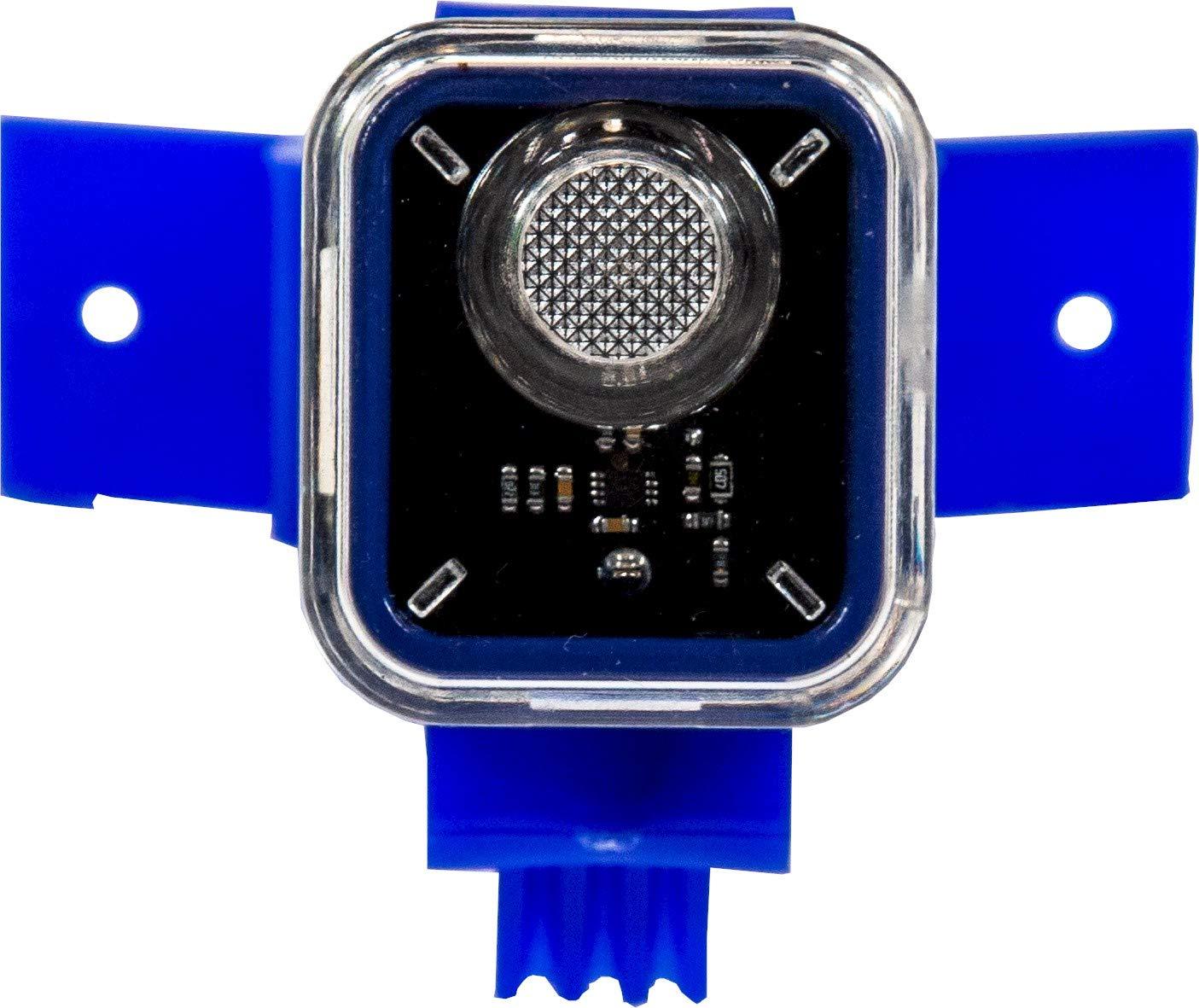 Farm Innovators INSL-1 Insulight Electric Fence Insulator with Live Monitor, Blue by Farm Innovators