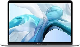 Apple MacBook Air (13-inch Retina Display, 8GB RAM, 512GB SSD Storage) - Silver (Previous Model)