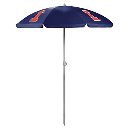 NCAA Illinois Fighting Illini Portable Sunshade Umbrella