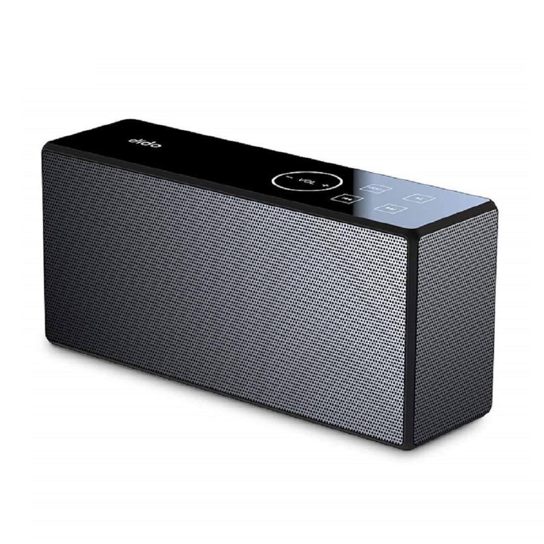 VINCEN Bluetoothスピーカー ホームミニサウンド TF FM AUX 充電 ラジオ コール リモートコントロール スマートスピーカー B07JWDZBVP