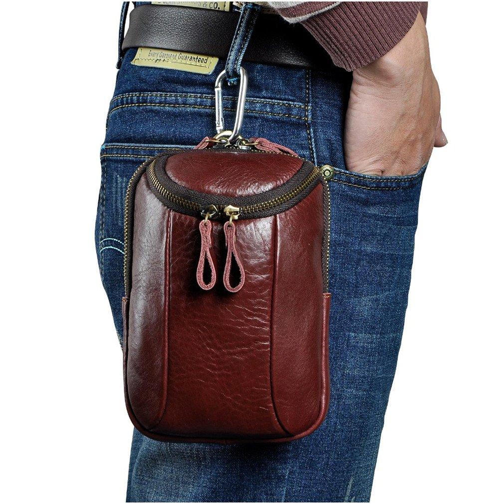 Fklee Office Bag Mens Canvas Business Briefcase 13 Laptop Handbag Shoulder Messenger Crossbody Satchel Casual Bag Organizer,Blue Suitable for Everyday use