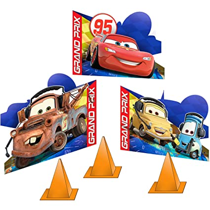 Image Unavailable Not Available For Color Disney Pixar Cars Dream Party Table Decorations