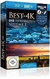 Best of 4k-Uhd Impressionen [Blu-ray] [Import anglais]