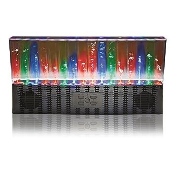 Global Gizmos Benross 54620 USB Powered Wireless Dancing Water Sound Bar Speaker