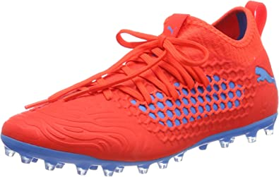 chaussures homme puma rouge