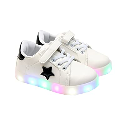 7e02e858eca Alinababy LED Light Up Children Trend Shoes Baby Shoes Flashing Sneakers  For Kids Boy and Girl