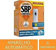 Automático Multi-Inseticida Regular Aparelho E Refil, Sbp