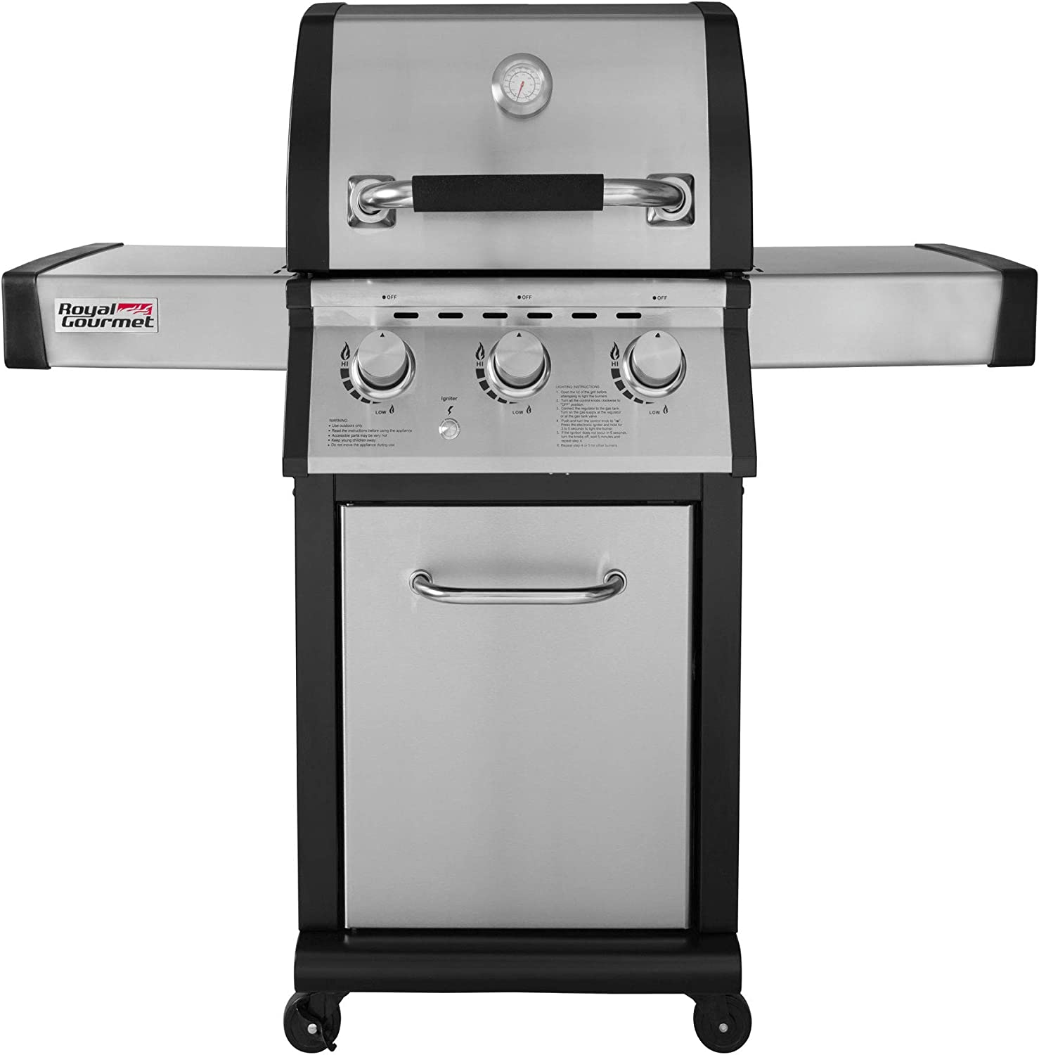 best cheap 3 burner gas grill