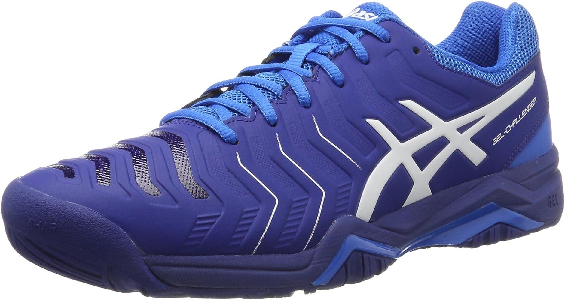 Asics Gel-Challenger 11, Zapatillas de Gimnasia para Hombre, Azul ...