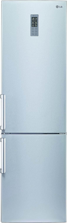 LG GBB530SWQWB - Frigorífico Combi Gbb530Swqwb Total No Frost ...