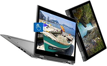 "Dell Inspiron I5579_i7PT81TSW10s_119 Laptop 15.6"" FHD Táctil, Intel Core i7-8550U, 8GB RAM, 1TB HDD, Windows 10"