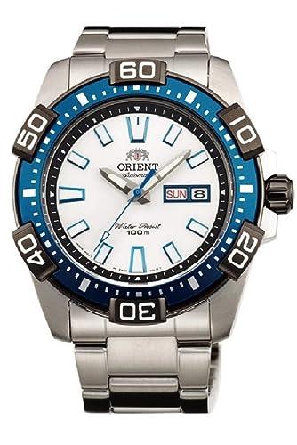 Reloj Orient Automático Caballero FEM7R003W9 Deportivo: Amazon.es: Relojes