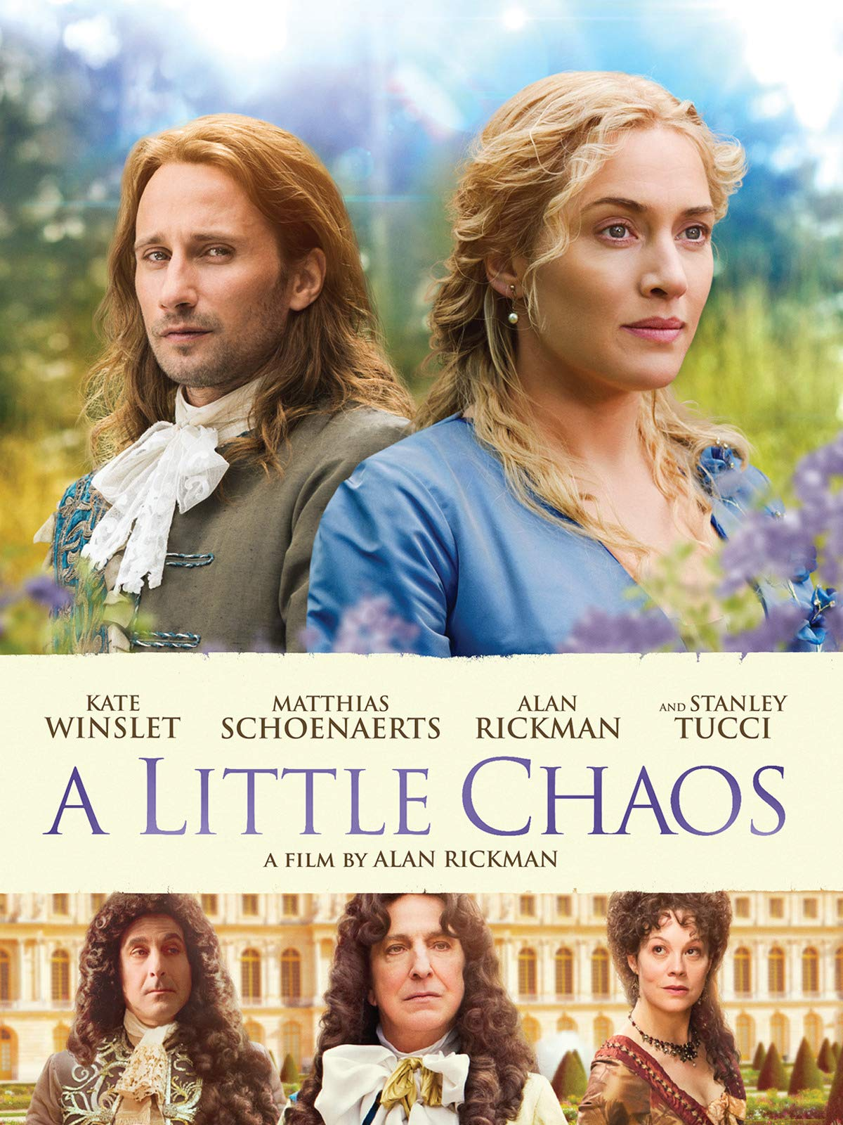 A Little Chaos on Amazon Prime Video UK