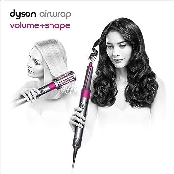 amazon com dyson airwrap volume shape styler for fine flat