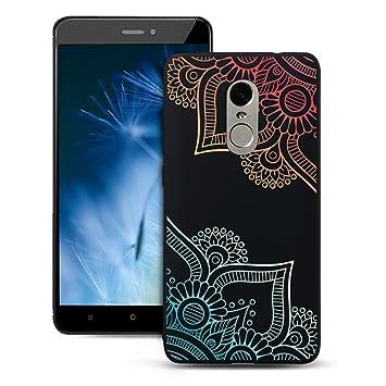 Anfire Funda Xiaomi Redmi Note 4 Carcasa Silicona Case Suave ...