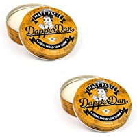 Dapper Dan Matt Paste, High Hold Low Shine, Hair Styles, 2 x 100ml
