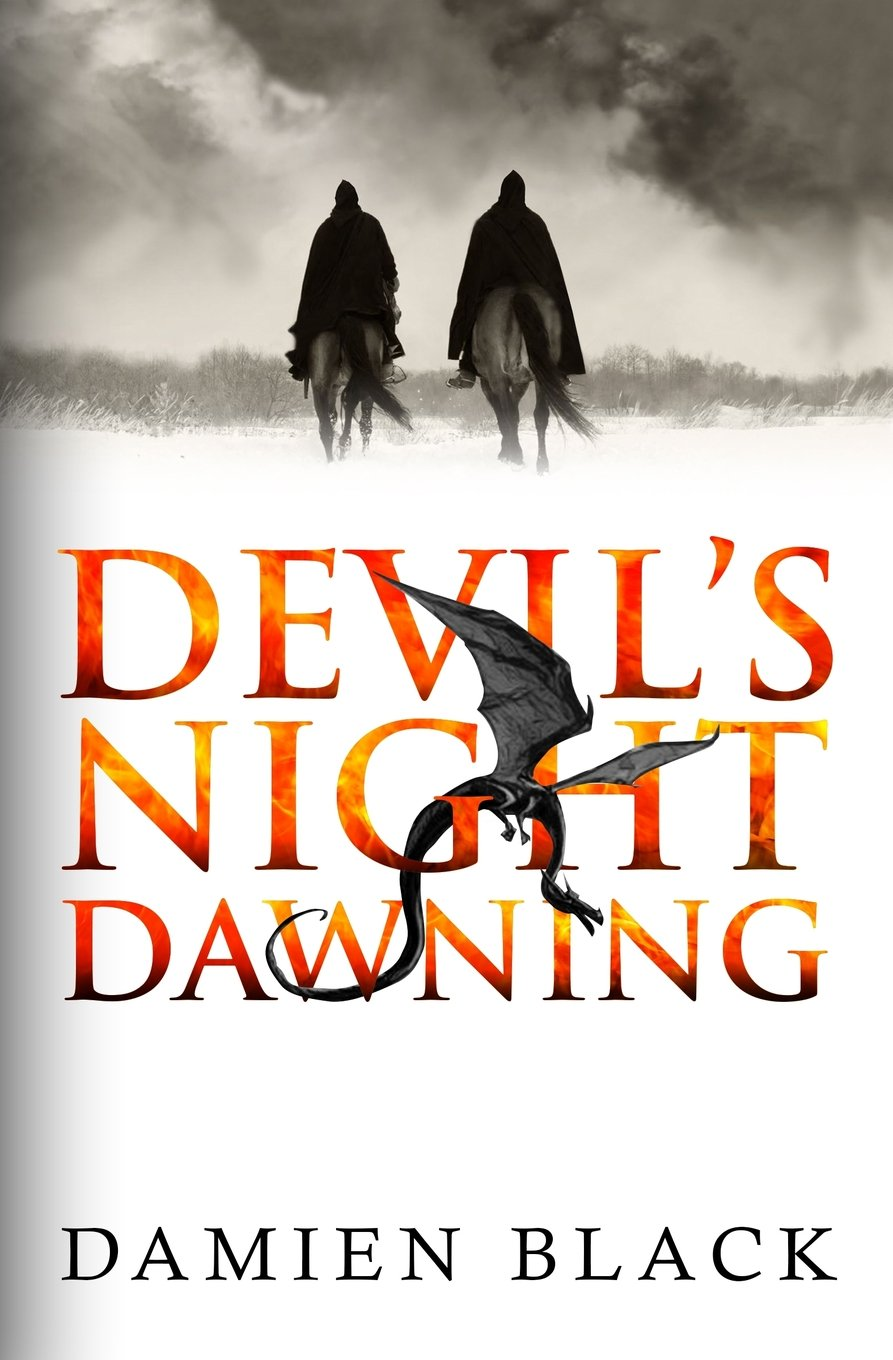 Devil's Night Dawning: A Gritty Dark Fantasy Epic (Broken Stone Chronicle)