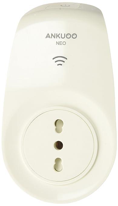 7 opinioni per Ankuoo NEO IT SW8101- Presa Wi-Fi Smart