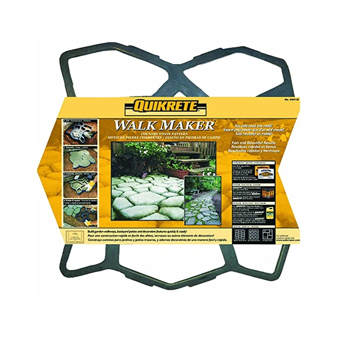 Quikrete 6921 32 Walk Maker, Color May Vary   Concrete Pavers   Amazon.com