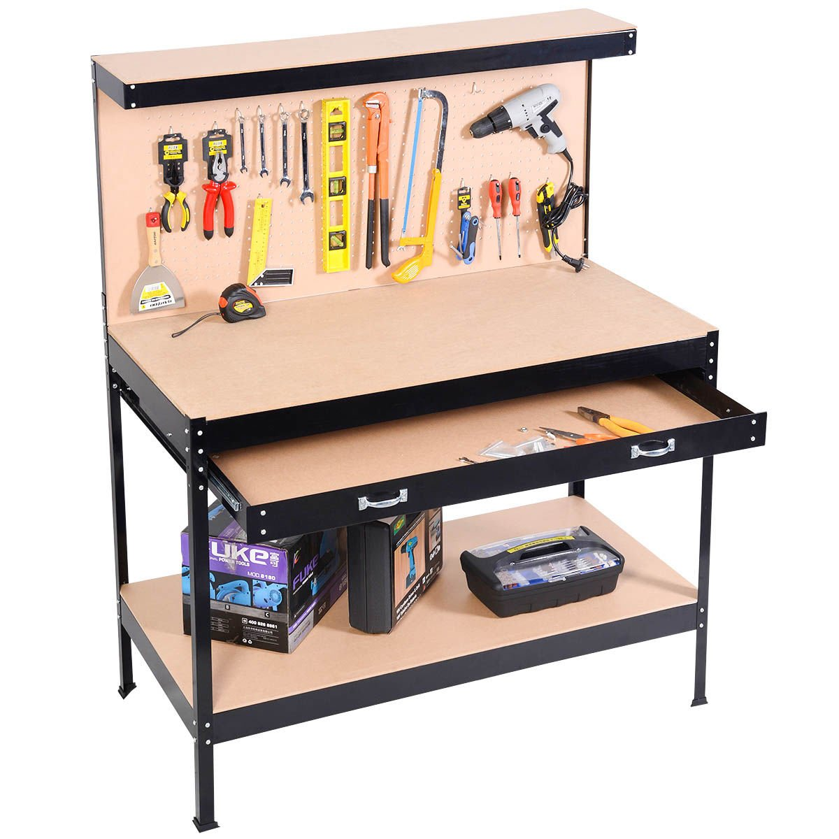 Unique Storage Drawers Mod Framing Table