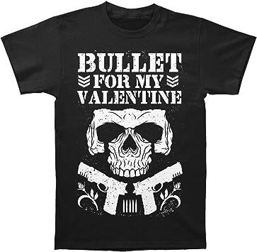 Bullet For My Valentine - Camiseta unisex de hombre Bullet Club negra - S: Amazon.es: Deportes y aire libre