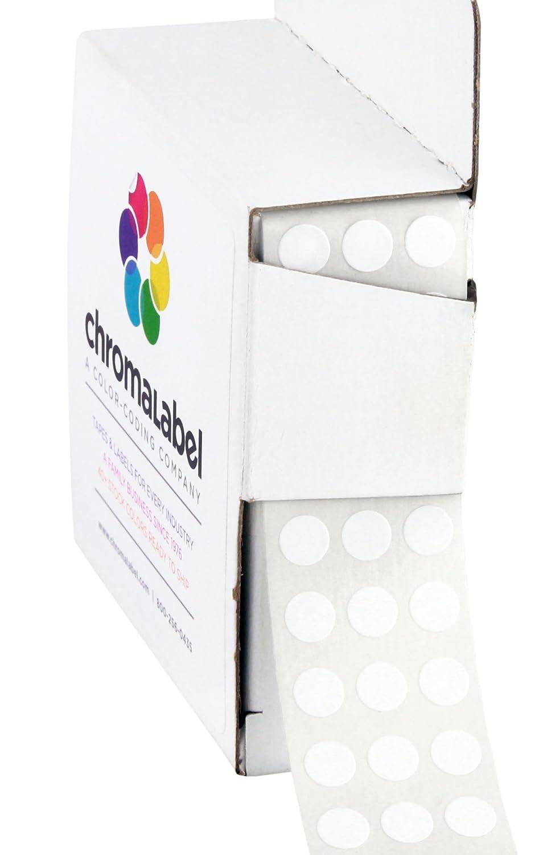 /1,000/etichette per dispenser box 1//10,2/cm color-coding DOT stickers adesivo permanente 0.25/in./