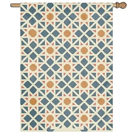 Amazon com : PILLO Artistic Arabic Mosaic Carson Home Accents Garden