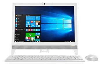 f17e263f1 Lenovo Ideacentre AIO 310 19.5-Inch All-in-One Desktop PC - (White ...