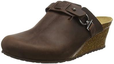 cd3b95e6dd092a BIRKENSTOCK Damen Dana Leder Clogs  Amazon.de  Schuhe   Handtaschen