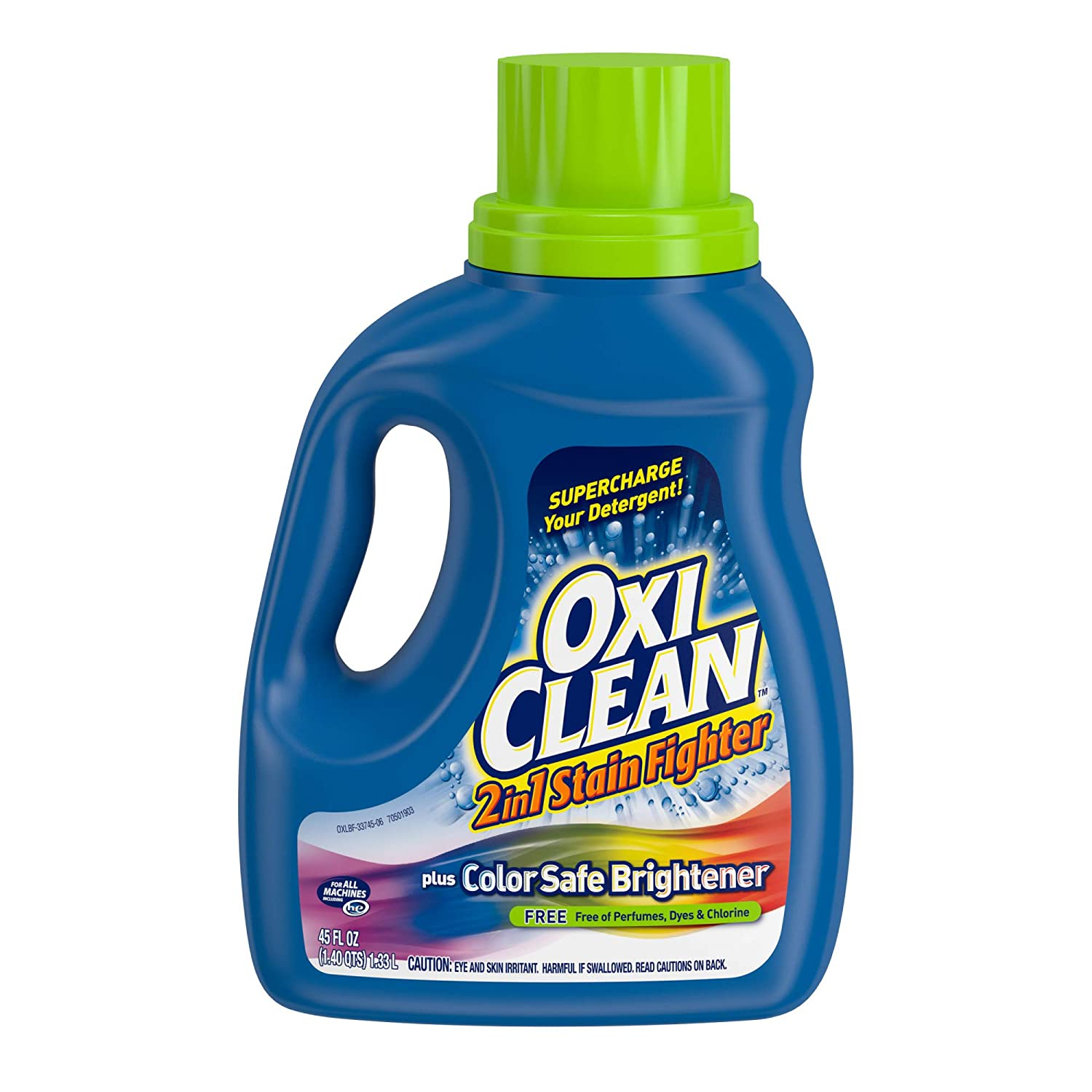 OxiClean 2-in-1 Stain Fighter, Free, 45 Oz by OxiClean B00KKJX7I8