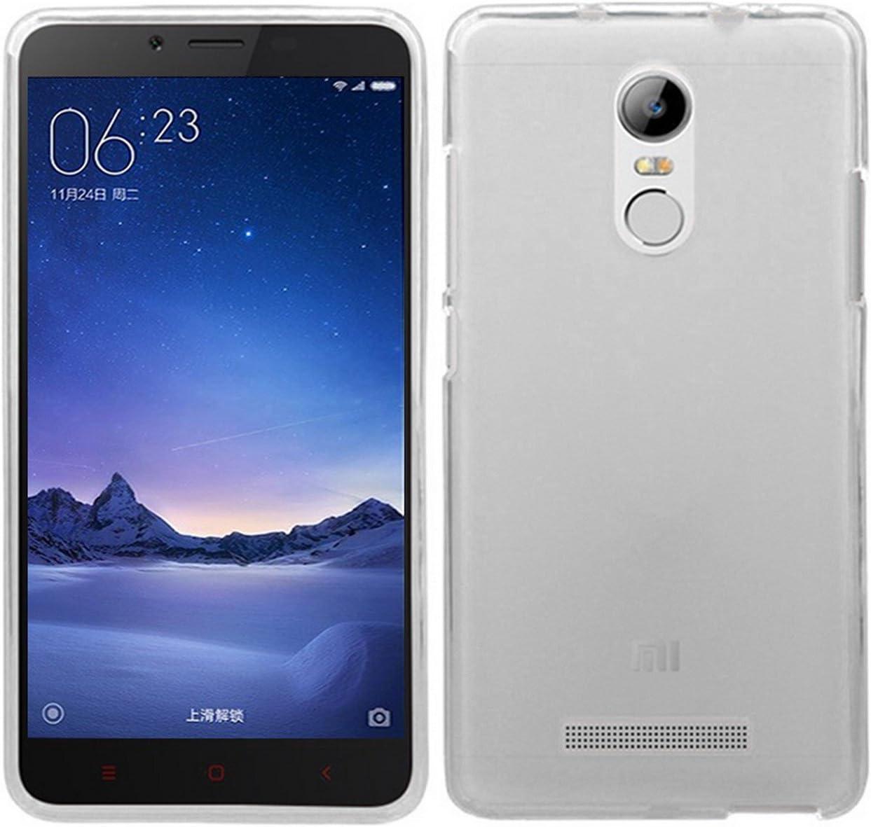 Tumundosmartphone Funda Gel TPU para XIAOMI REDMI Note 3 / Note 3 ...