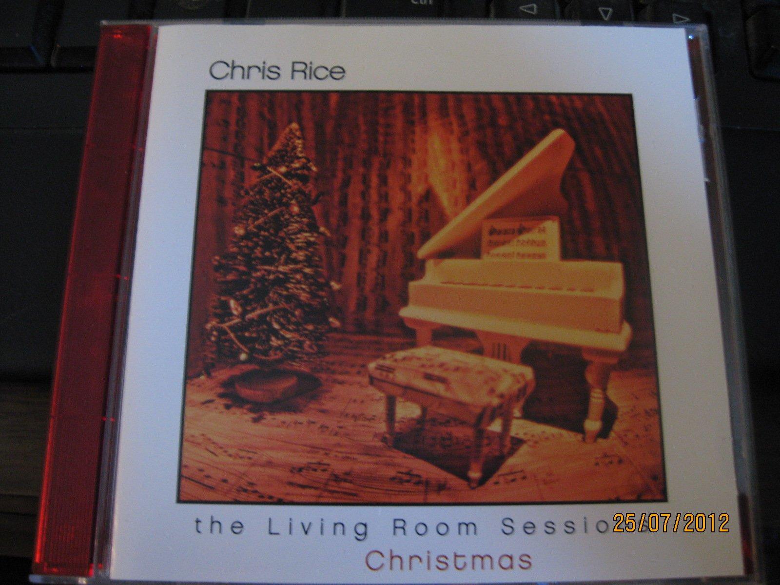 chris rice christmas living room sessions