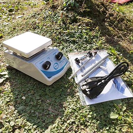 Amazon.com: SH-2 - Mezclador magnético para placa de calor ...
