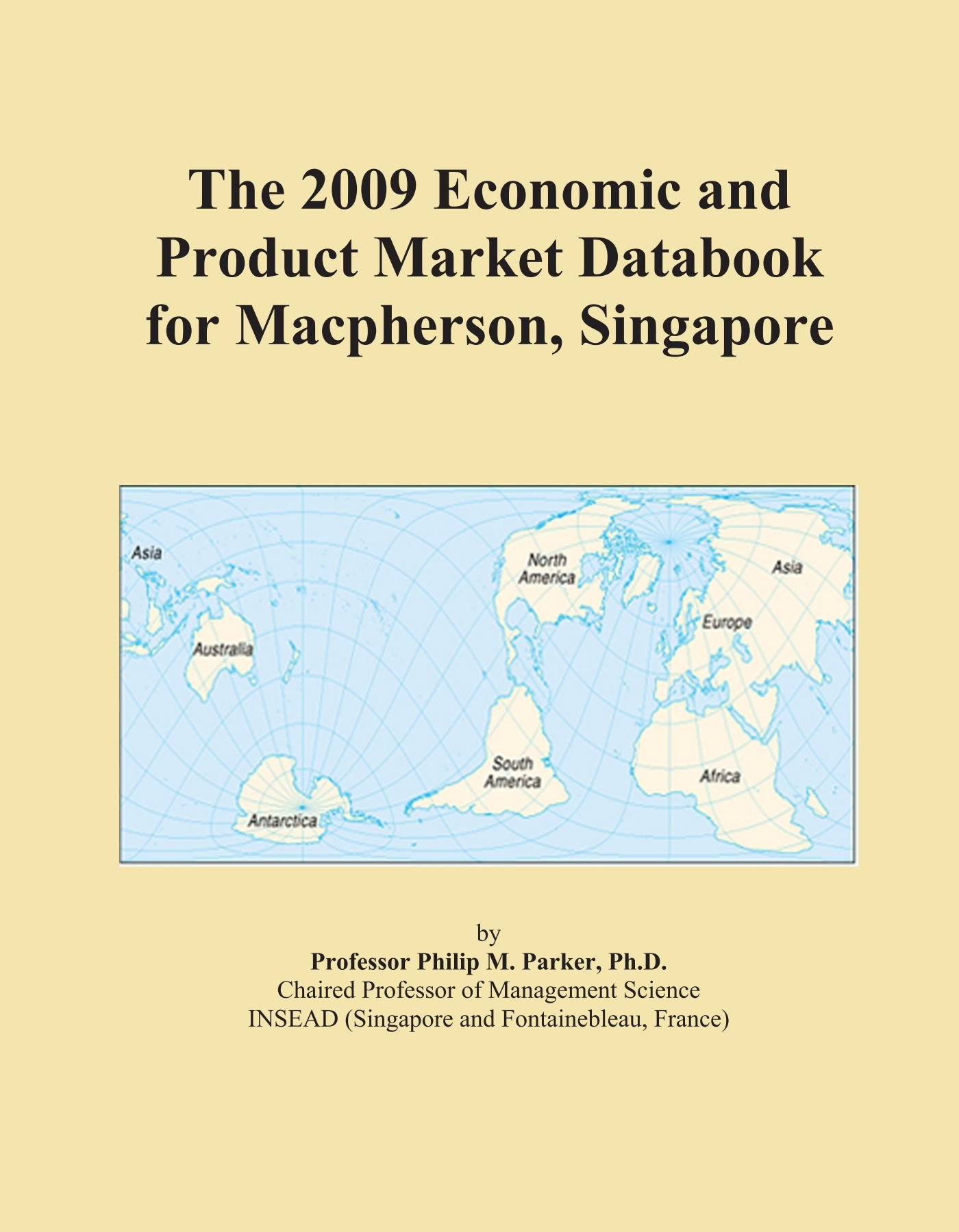 Download The 2009 Economic and Product Market Databook for Macpherson, Singapore PDF