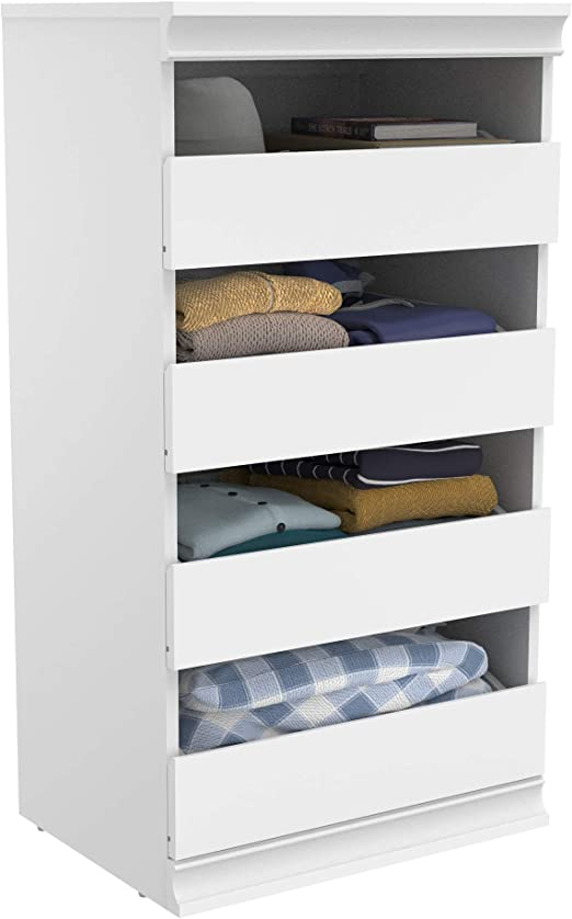 Amazon Com Closetmaid 4561 Modular Closet Storage Stackable Unit