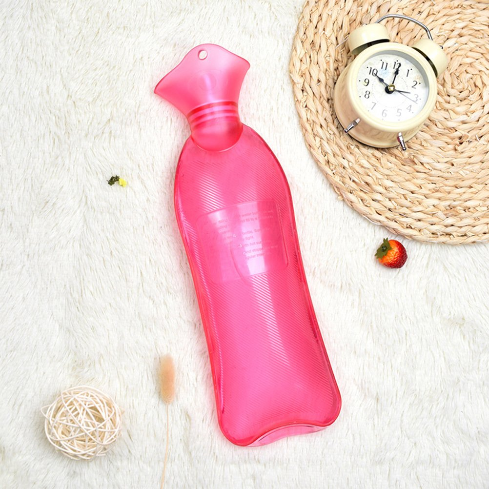 Amazon.com: rosenice PVC Bolsa de agua caliente botella ...