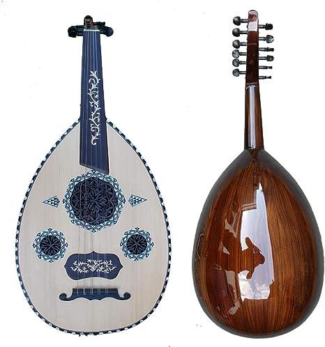 Oud egipcio Hatysa - Musica oriental de Luth Árabe - Sonidos del ...