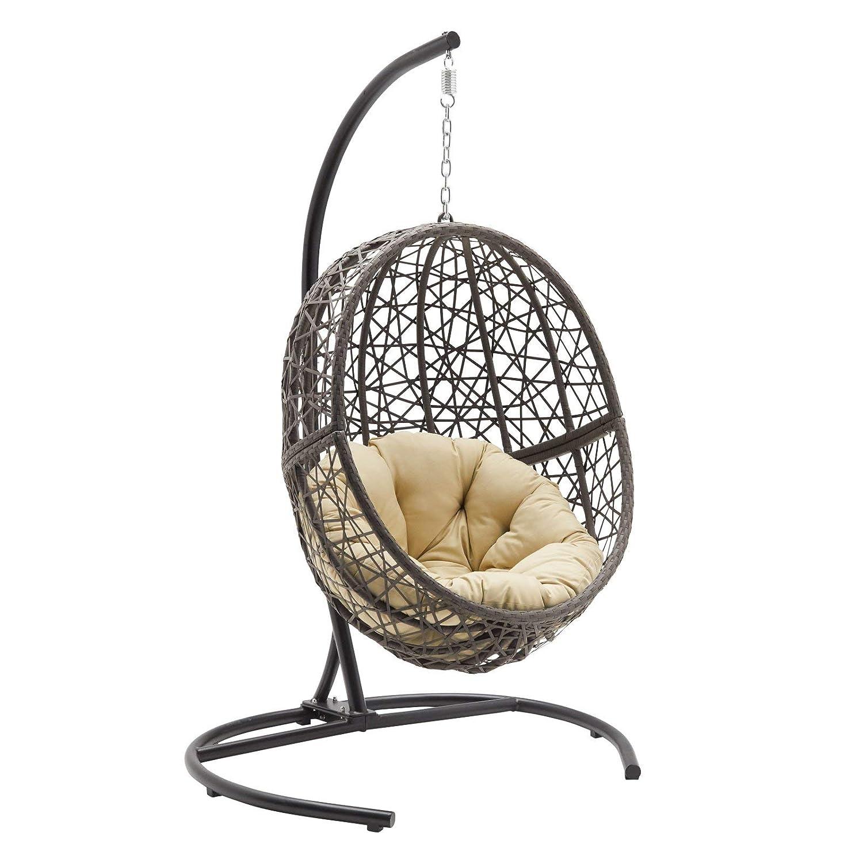 Amazon.com: Juego de sillas colgantes para exteriores ...