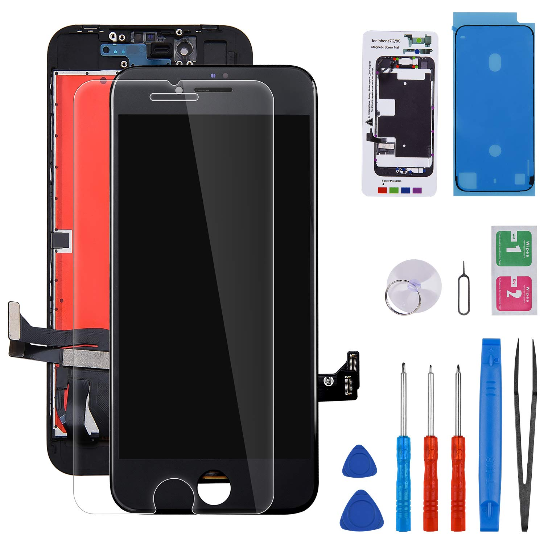 Modulo LCD Negro para IPhone 8 4.7 Inch -319